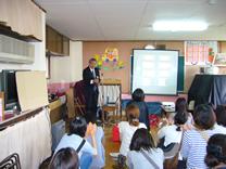 幼稚園保護者への講話